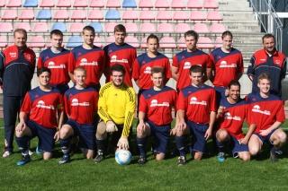 Fußball Mannschaft 2010/2011