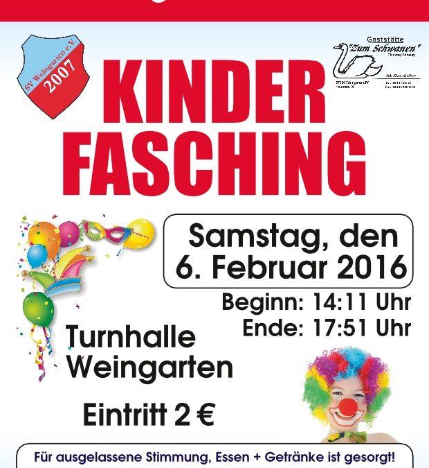 """""""Helau"""" – Kinderfasching in Weingarten"""
