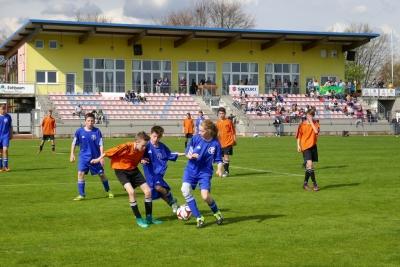 Jugendfußball – 09.04.