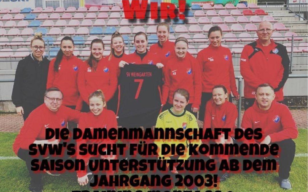 Frauen Bezirksliga: