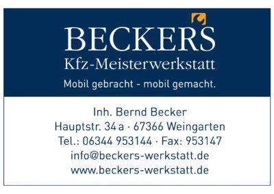 KFZ Becker